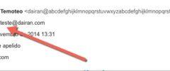 Como ocultar facilmente seu endereço de email no Gmail